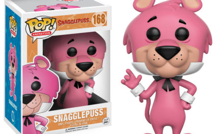 Previews of the new Series of Hanna Barbera Pop! Vinyls by Funko