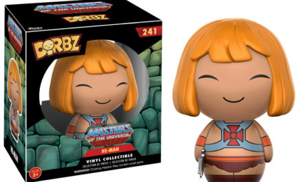 New Masters of the Universe Dorbz Coming Soon!