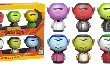 New Funko-Shop.com Exclusive Lil' Gruesome Dorbz 8-Pack Now Available!