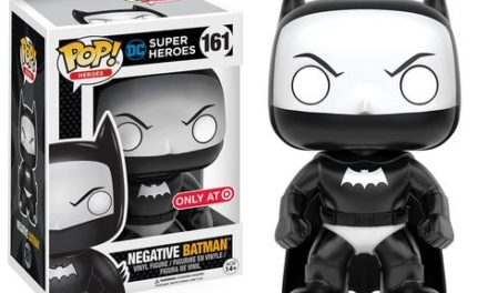Official Previews of the Target Exclusive Batman Pop! Vinyls Released!