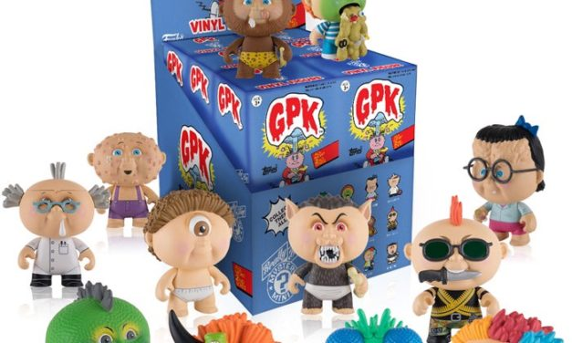 New Garbage Pail Kids Mystery Minis Series 2 Released!