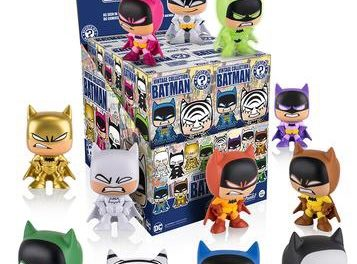 Previews of the GameStop Exclusive Vintage Collection Batman Mystery Minis