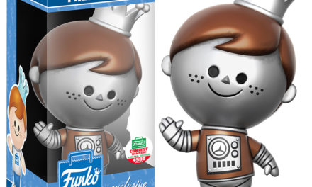 New Funko-Shop.com Exclusive Freddy Bot Vinyl Figure Now Available!
