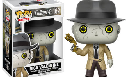 New Fallout 4 Pop! Vinyl Collection to be released in February!