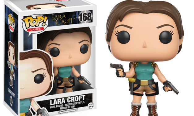 New Laura Croft Pop! Vinyl and Rock Candy Coming Soon!