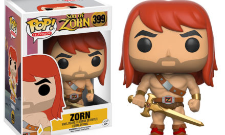 New Son of Zorn Pop! Vinyls and Action Figures by Funko Coming Soon!
