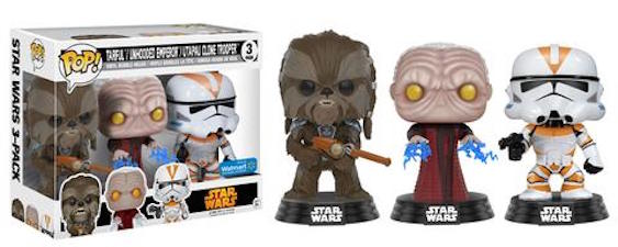 New Star Wars Original Trilogy and Episode VII Galactic Plushies by Funko Coming Soon!