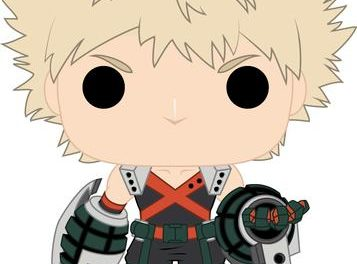 New My Hero Academia & Death Note Pop!s, Naruto Dorbz to be released in 2017!