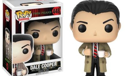 New Twin Peaks Pops & Action Figures by Funko to be released in 2017!