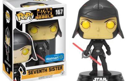 New Walmart Exclusive Star Wars Rebels Inquisitor, Seventh Sister and Fifth Brother Pops Coming Soon!