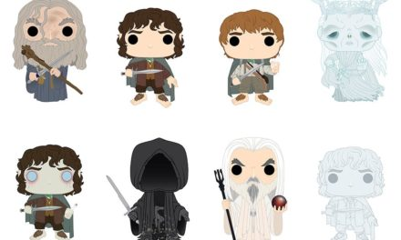 Previews of the Lord of the Rings Pop! Vinyls and Pocket Pop! Keychains!