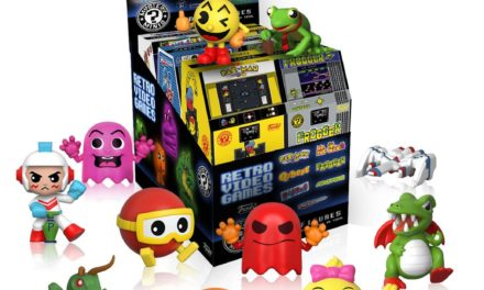 Official Previews of the upcoming Retro Video Games Mystery Minis by Funko!