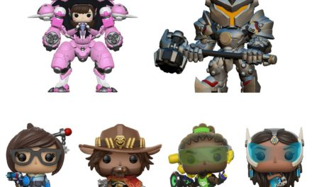 Offical Previews of the new Overwatch Wave 2 Pop! Vinyls!
