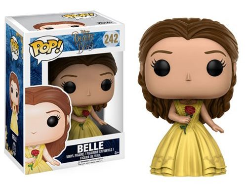 New Beauty and the Beast Live Action Dorbz, Pop! Vinyls, Pocket Pops and Mystery Minis Coming Soon!