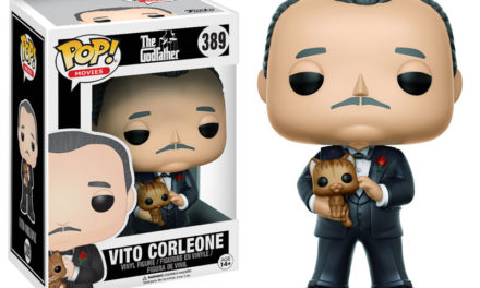 Previews of the new Godfather Pop! Vinyl Collection!