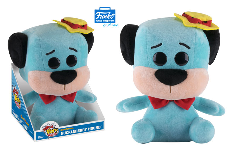 New Funko Shop Exclusive Huckleberry Hound Mega Pop! Plush Released!