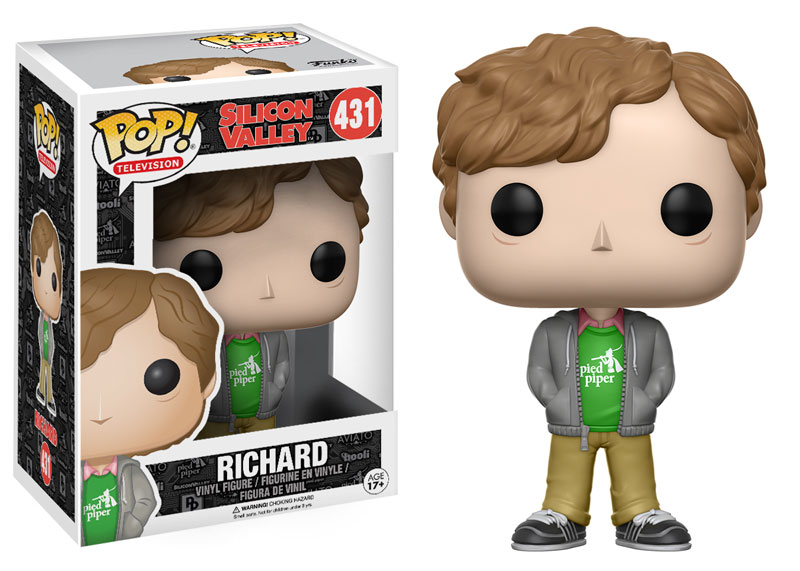 New Silicon Valley Pop! Vinyls Coming Soon!