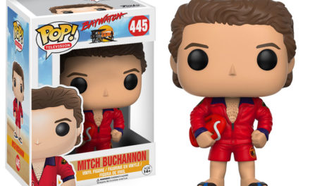 New Baywatch TV Show Pop! Vinyls to be released in February!
