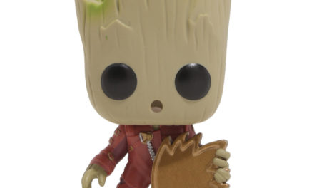 New Hot Topic Exclusive Guardians of the Galaxy 2 Groot Pop! Vinyl and Dorbz Now Available Online!
