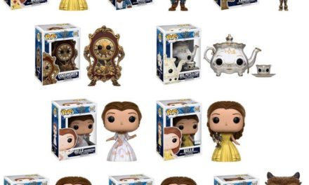 New Beauty and the Beast Retailer Exclusive Pop! Vinyls and Dorbz Coming Soon!