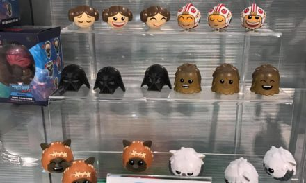 Detailed look at the upcoming Star Wars MyMojis by Funko!