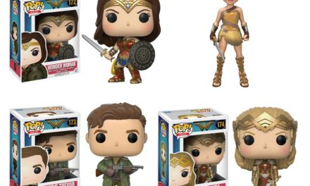 New Wonder Woman Pop! Vinyls, Pocket Pop! and Rock Candy figure Coming Soon!