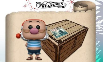 Funko Officially Announces the new Disney Treasures Subscription Box and the Mr. Smee Pop! Vinyl