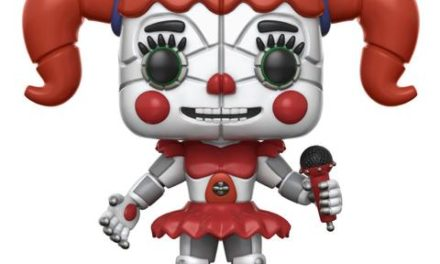New Five Nights at Freddy's Collectibles by Funko Coming Soon!