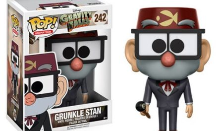 New Gravity Falls Pop! Vinyls and Chase Figures Coming Soon!