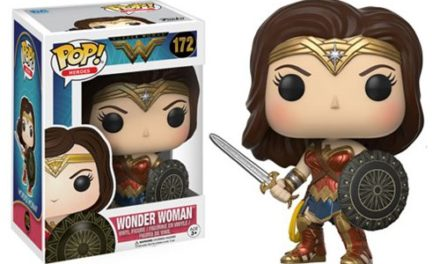 New Wonder Woman  Pocket Pops, Pop! Vinyls and Rock Candy Figure Now Available Online!