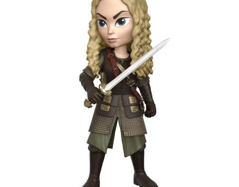 A look at the new Lord of the Rings Rock Candy figures by Funko!