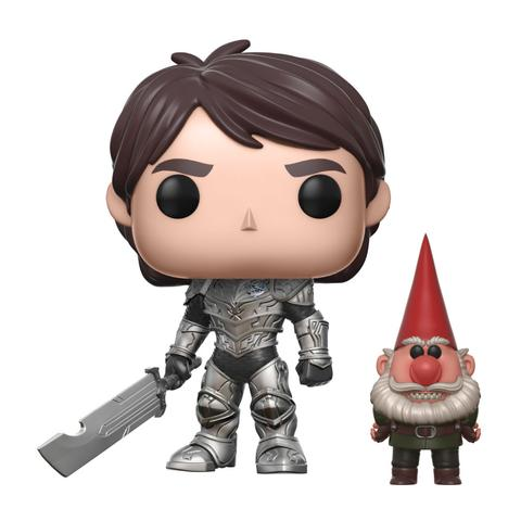 Netflix's Trollhunters Pop! Vinyls, Action Figures and Plush to be released in 2017!