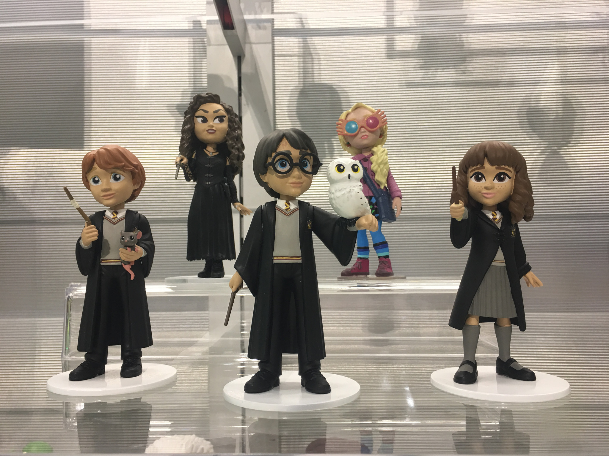 Previews Of The Upcoming Harry Potter Rock Candy Figures
