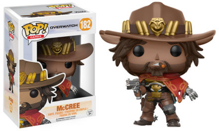 New Overwatch Pop! Vinyls Collection Coming Soon!