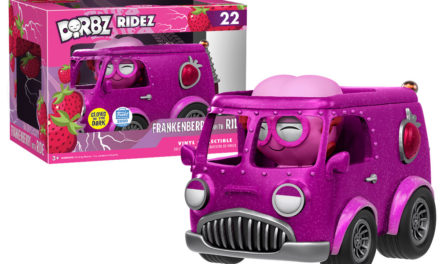 New Funko-Shop.com Exclusive Frankenberry Dorbz Ridez Released!