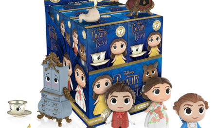 Previews of the new Walmart and Hot Topic Exclusive Beauty and the Beast Mystery Minis!