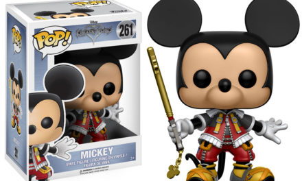Previews of the new Kingdom Hearts Pop! Vinyls and Pocket Pop! Keychains!