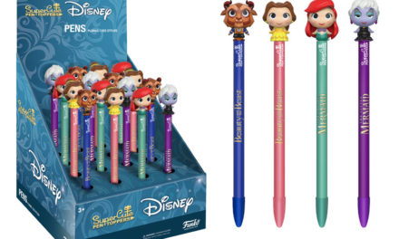 New Star Wars and Disney Lanyards, Disney Pop! Pen Toppers Coming Soon!