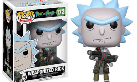 New Rick & Morty Pop! Vinyls, Pocket Pops, Mystery Minis, Plushies and Action Figures Coming Soon!