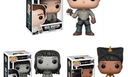 The Mummy Pop! Vinyls to be released in June!