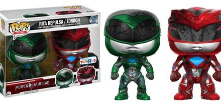 "Preview of the new Toys ""R"" Us Power Rangers Pop! 2-pack!"
