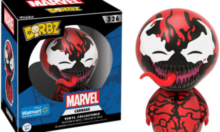 New Walmart Exclusive Carnage Dorbz Coming Soon!