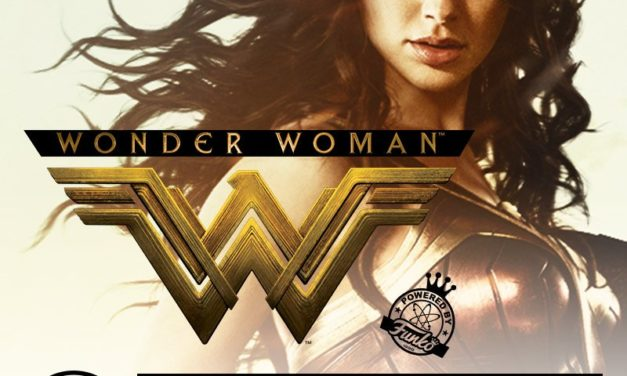 May's Legion of Collectors Box Theme is Wonder Woman!