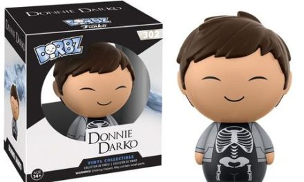 Official Previews of the new Donnie Darko Dorbz figures Released!