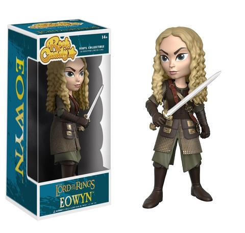 New Lord of the Rings Arwen & Eowyn Rock Candy figures Coming Soon!
