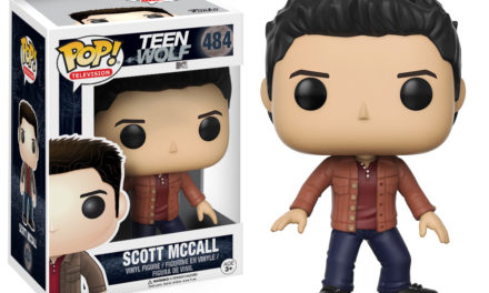New Teen Wolf TV Series Pop! Vinyls Coming Soon!