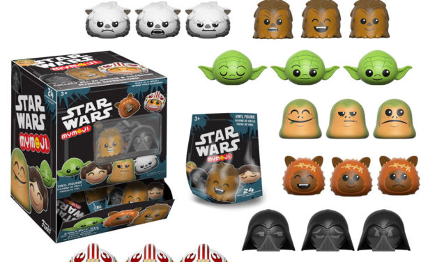 Preview and Pre-order info for the new Star Wars Mymojis by Funko