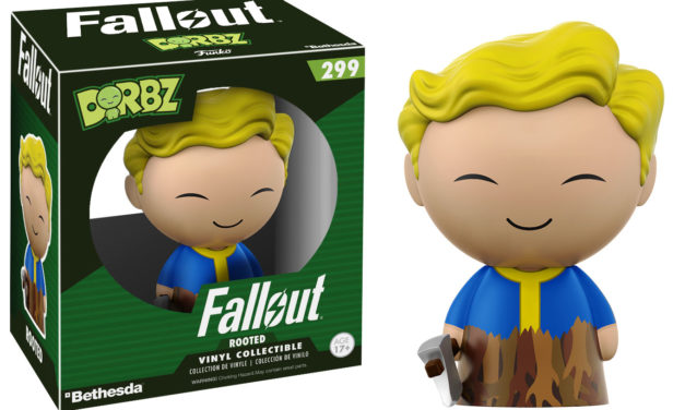 New series of Fallout Dorbz by Funko Coming Soon!