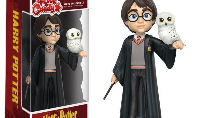 New Harry Potter Rock Candy Figures by Funko Coming Soon!
