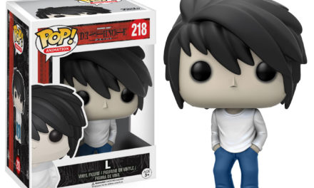 New Death Note Pop! Vinyls, One Piece Pocket Pop! Keychain and Sasuke Lanyard Coming Soon!